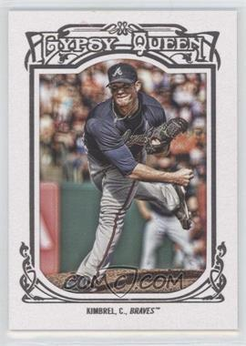 2013 Topps Gypsy Queen White Framed #257 - Craig Kimbrel