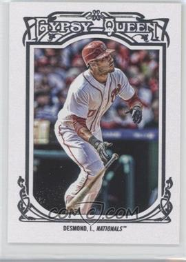 2013 Topps Gypsy Queen White Framed #292 - Ian Desmond