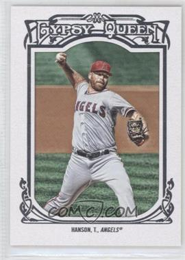 2013 Topps Gypsy Queen White Framed #301 - Tommy Hanson