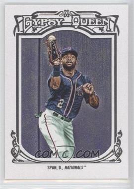 2013 Topps Gypsy Queen White Framed #328 - Denard Span