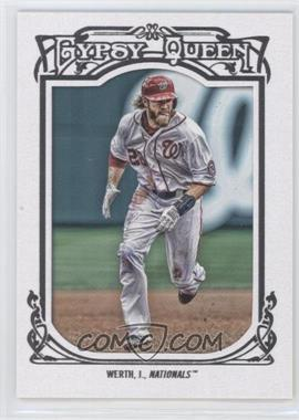 2013 Topps Gypsy Queen White Framed #57 - Jayson Werth