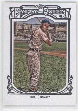 2013 Topps Gypsy Queen White Framed #81 - Larry Doby