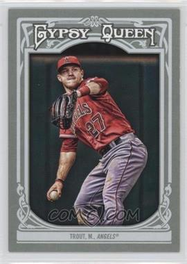 2013 Topps Gypsy Queen #14.1 - Mike Trout (Base)