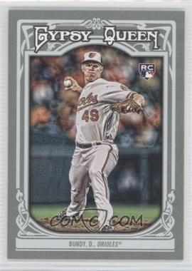 2013 Topps Gypsy Queen #41 - Dylan Bundy