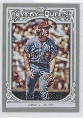 2013 Topps Gypsy Queen #7 - Mike Schmidt