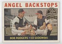 Angel Backstops (Bob Rodgers, Ed Sadowski) [Good to VG‑EX]