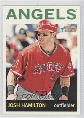 2013 Topps Heritage - [Base] #246.2 - Josh Hamilton (Action Photo)