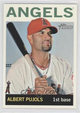 2013 Topps Heritage - [Base] #470.1 - Albert Pujols (Base)