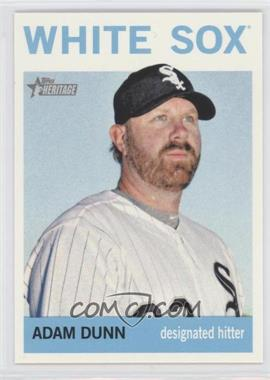 2013 Topps Heritage - [Base] #484.1 - Adam Dunn (Base)