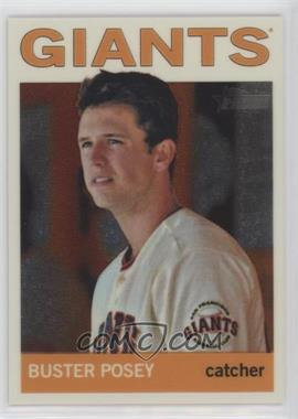 2013 Topps Heritage - Chrome #HC20 - Buster Posey /999
