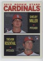Shelby Miller, Trevor Rosenthal /999