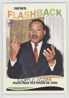 Peace Prize to a Young Dr. King