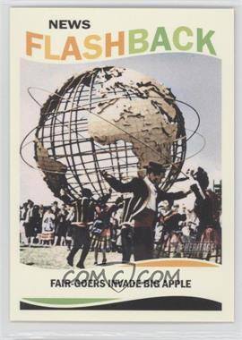 2013 Topps Heritage - News Flashback #NF-WF - 1964 World's Fair