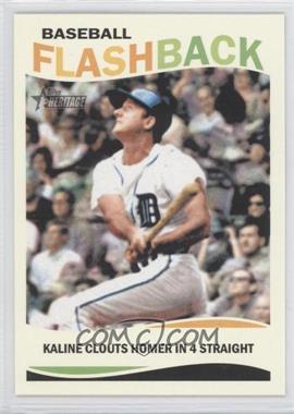 2013 Topps Heritage Baseball Flashback #BF-AK - Al Kaline