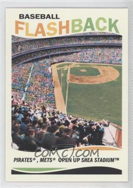 2013 Topps Heritage Baseball Flashback #BF-SS - New York Mets Team