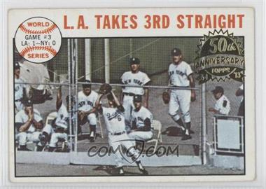 2013 Topps Heritage Box Loader 1964 Originals #138 - Los Angeles Dodgers Team [Good to VG‑EX]