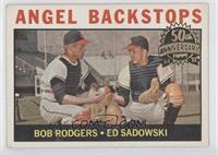 Angel Backstops (Bob Rodgers, Ed Sadowski)