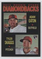 Adam Eaton, Tyler Skaggs #36/64