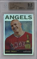 Mike Trout /564 [BGS 9.5]