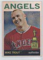 Mike Trout /564