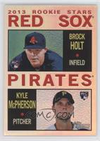 Brock Holt, Kyle McPherson /564