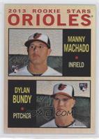 Manny Machado, Dylan Bundy /564