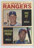 Mike Olt, Jurickson Profar /564