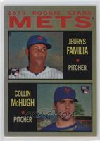 Jeurys Familia, Collin McHugh /564