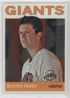 2013 Topps Heritage Chrome #HC20 - Buster Posey /999
