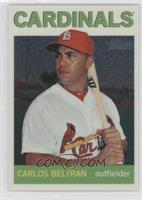 Carlos Beltran /999