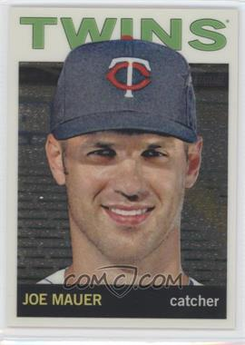 2013 Topps Heritage Chrome #HC7 - Joe Mauer /999