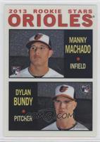 Manny Machado, Dylan Bundy /999