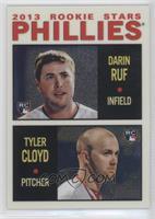 Darin Ruf, Tyler Cloyd /999
