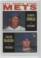 Jeurys Familia, Collin McHugh /999