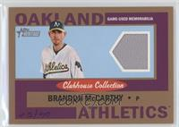 Brandon McCarthy /99