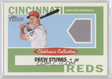2013 Topps Heritage Clubhouse Collection Relics #CCR-ML - Mike Leake