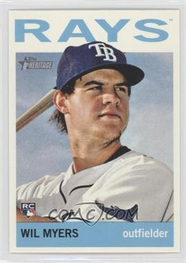 2013 Topps Heritage High Number #H564 - Wil Myers