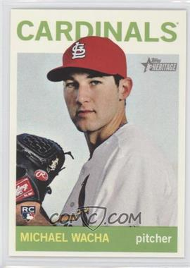 2013 Topps Heritage High Number #H594 - Michael Wacha