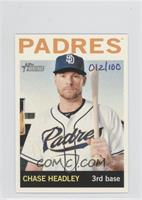 Chase Headley /100