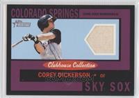 Corey Dickerson /50