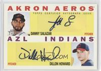 Danny Salazar, Dillon Howard /15