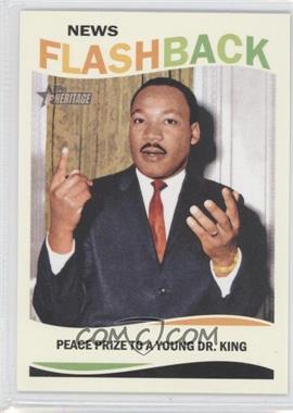 2013 Topps Heritage News Flashback #NF-MLK - [Missing]