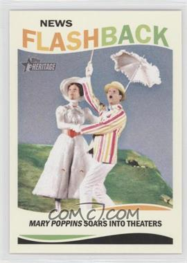 2013 Topps Heritage News Flashback #NF-MP - Mary Poppins