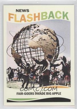 2013 Topps Heritage News Flashback #NF-WF - [Missing]