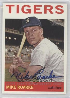 2013 Topps Heritage Real One Certified Autographs #ROA-MR - Mike Roarke