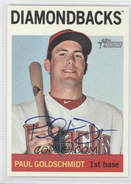 2013 Topps Heritage Real One Certified Autographs #ROA-PG - Paul Goldschmidt
