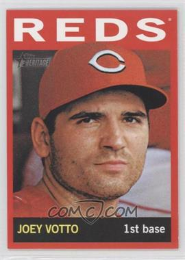 2013 Topps Heritage Retail [Base] Red #425 - Joey Votto