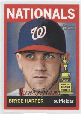 2013 Topps Heritage Retail [Base] Red #440 - Bryce Harper