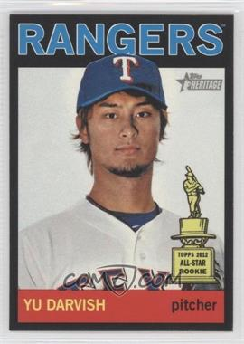 2013 Topps Heritage Retail Black #125 - Yu Darvish