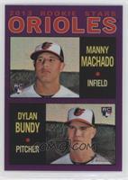 Manny Machado, Dylan Bundy
